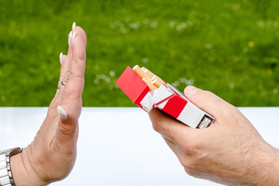 Kvitte cigaretter